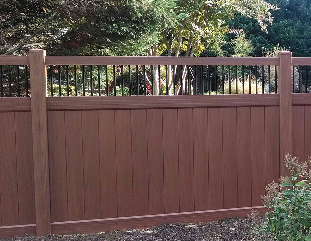 Wooden Fencing - Fence Contractors in Baltimore County, Maryland. Excel Fencing